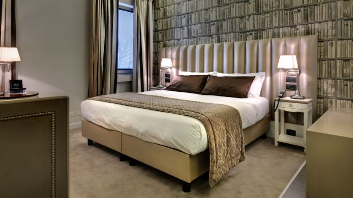 Double room (standard) G Boutique Hotel