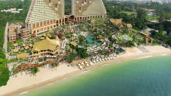 Foto Centara Grand Mirage Beach Resort Pattaya