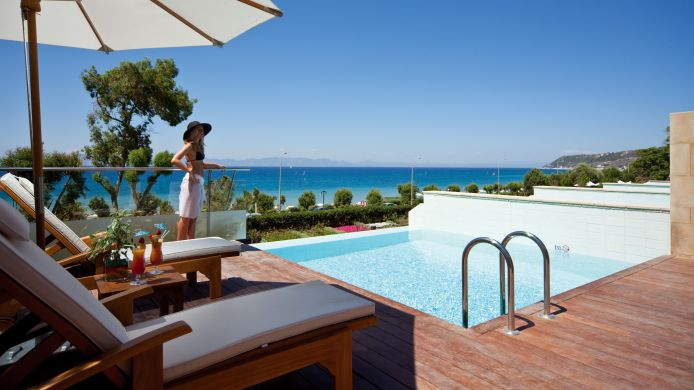 Junior-suite Amathus Elite Suites