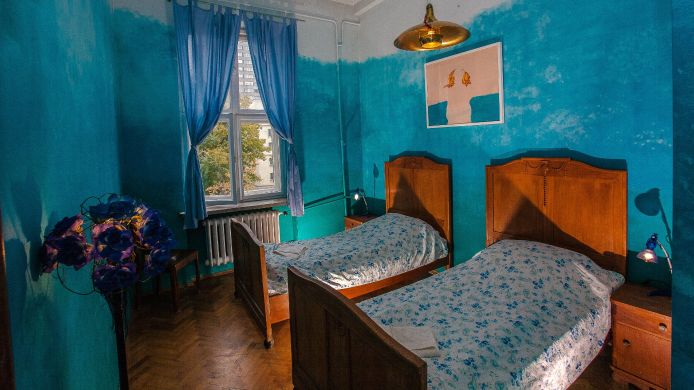 Double room (standard) Oki Doki Hostel
