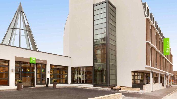 Kamers ibis Styles Beaune Centre