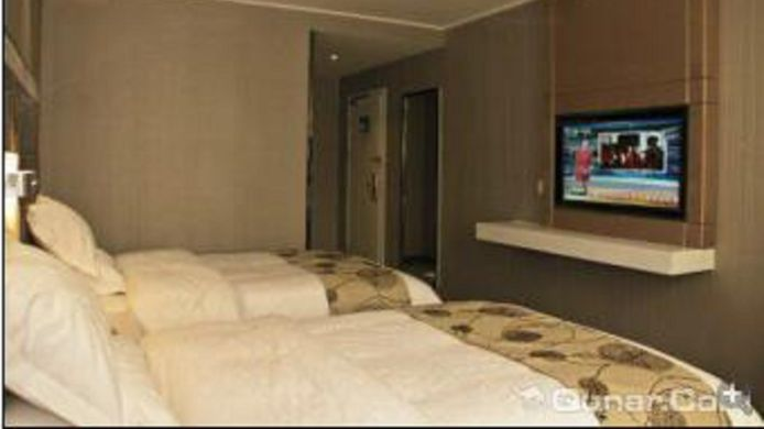 Double room (superior) Hanting Hotel Railway Station