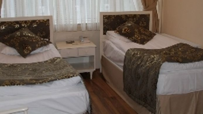 Double room (standard) Tac Hotel