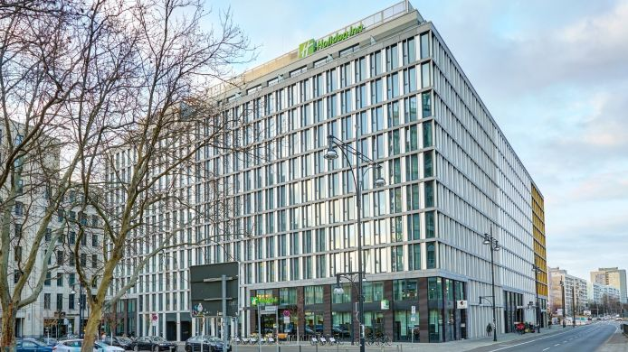 Buitenaanzicht Holiday Inn BERLIN - CENTRE ALEXANDERPLATZ