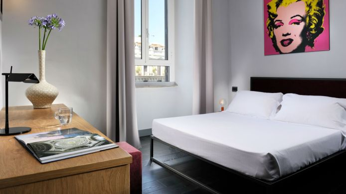Double room (superior) Suite Art Navona