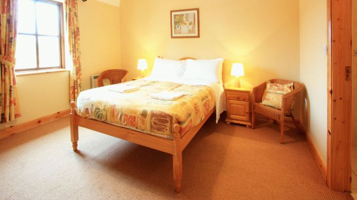 Double room (standard) Ardgroom Leisure Village Ardgroom
