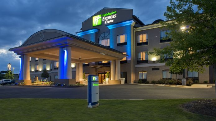 Exterior view Holiday Inn Express & Suites PRATTVILLE SOUTH