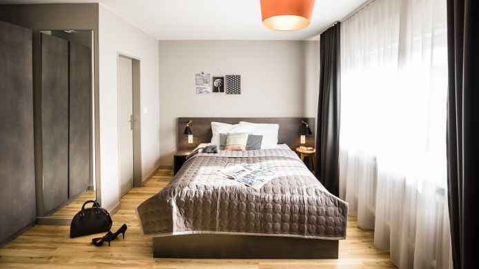 Double room (standard) BOLD Apartments