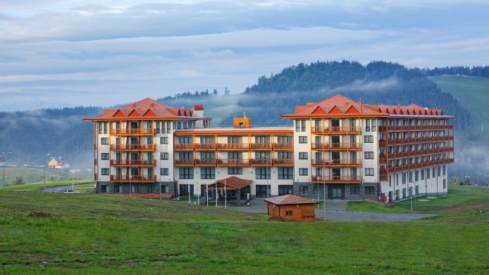 Exterior view RADISSON BLU RESORT BUKOVEL