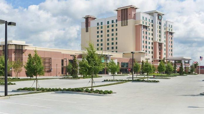 Buitenaanzicht Embassy Suites by Hilton Orlando Lake Buena Vista South