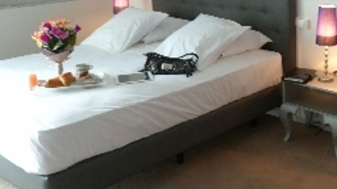 Double room (standard) Adonis Hotel