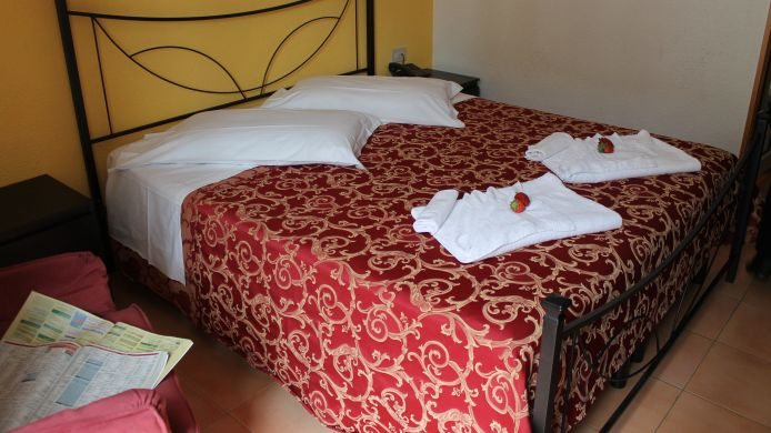 Double room (standard) Centrale