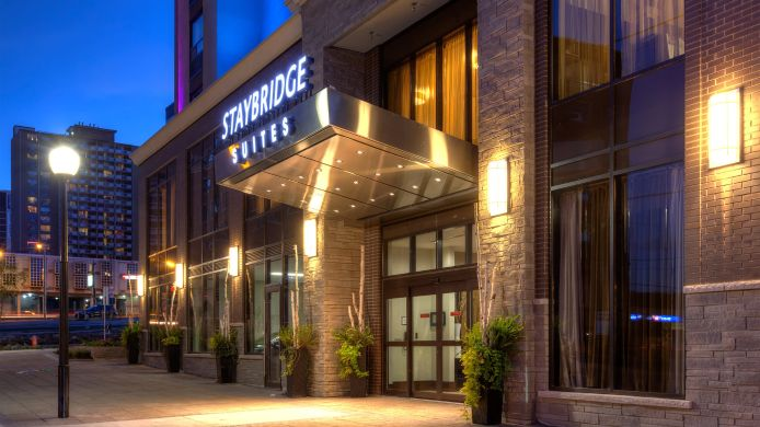 Exterior view Staybridge Suites HAMILTON - DOWNTOWN