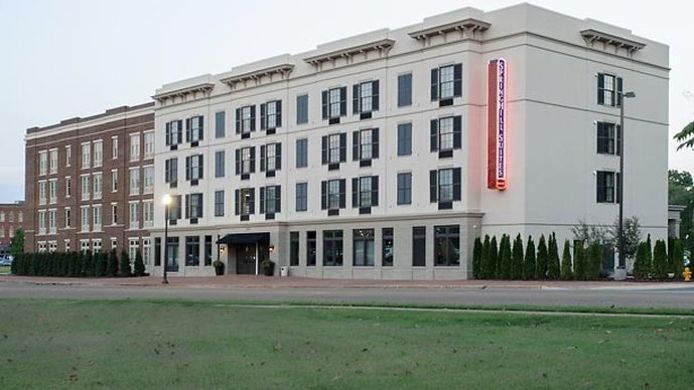 Buitenaanzicht SpringHill Suites Huntsville West/Research Park