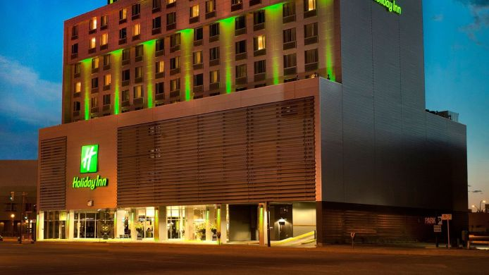 Exterior view Holiday Inn SASKATOON DOWNTOWN