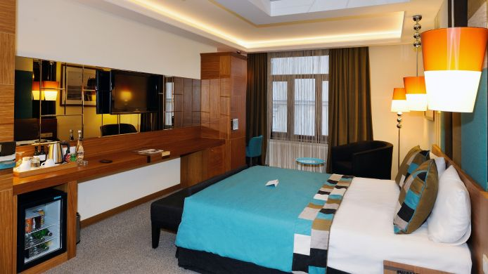 Double room (standard) Collage Pera Hotel Special Class
