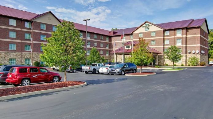Exterior view Homewood Suites by Hilton Cincinnati Airport South-Florence