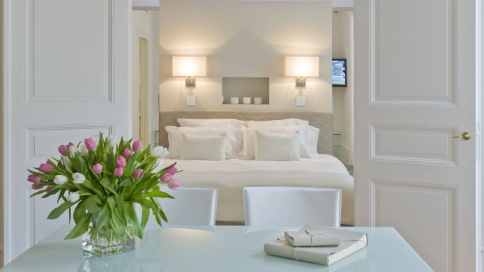 Double room (standard) Swiss Luxury Apartments