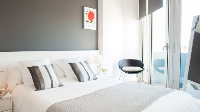 Single room (standard) Feelathome Poblenou Beach Apartments