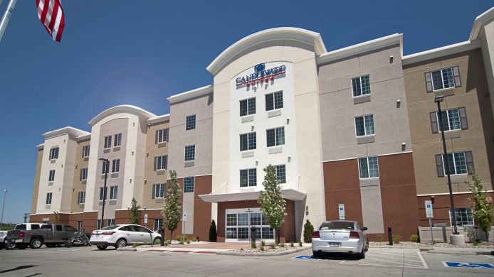 Exterior view Candlewood Suites SIOUX FALLS