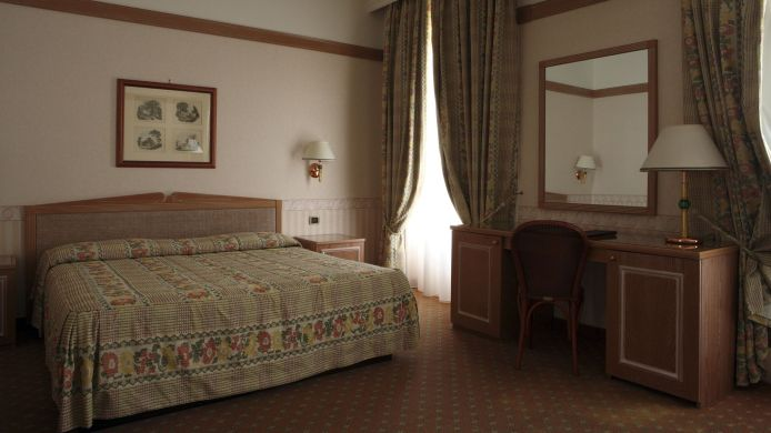 Double room (standard) Re Ferdinando Grand Hotel Delle Terme