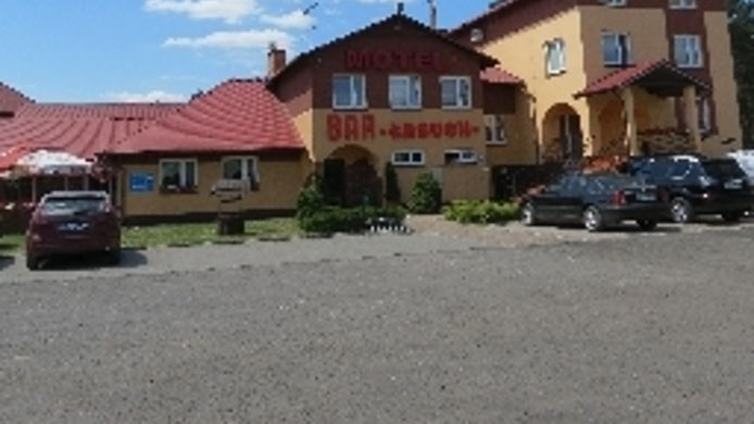 Exterior view Łasuch Motel