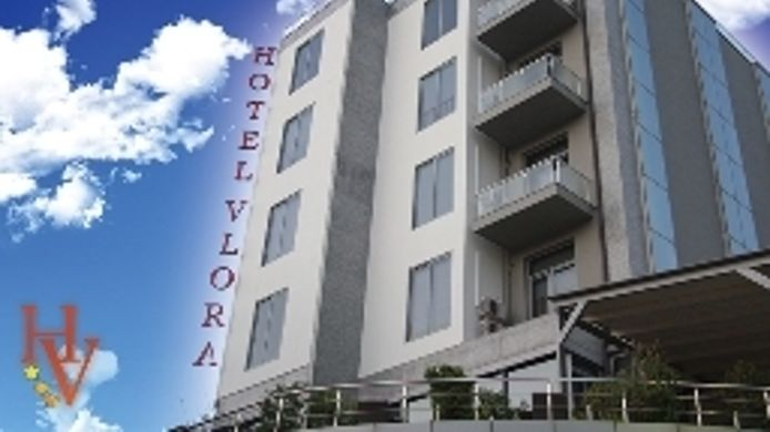 Exterior view Hotel Vlora