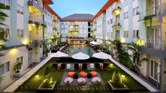 Picture HARRIS Hotel & Residences Riverview Kuta