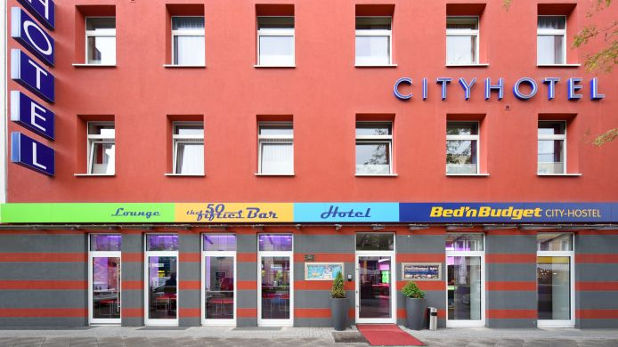 Bild Bed'nBudget City-Hostel