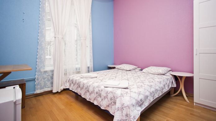 Double room (standard) Pio on Griboedov Channel