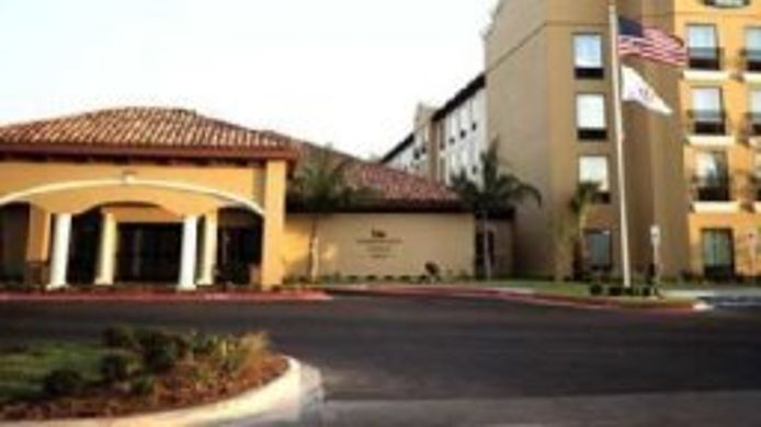 Exterior view Homewood Suites by Hilton McAllen