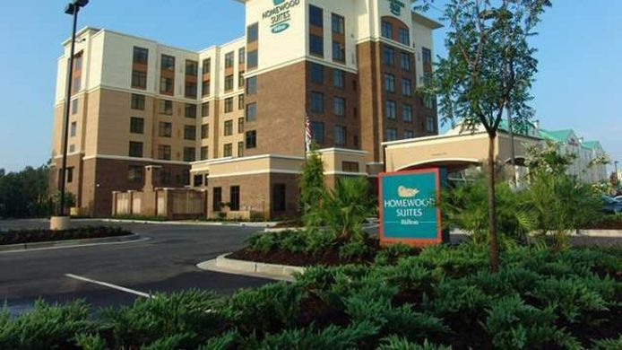 Exterior view Homewood Suites by Hilton Mobile - East Bay - Daphne