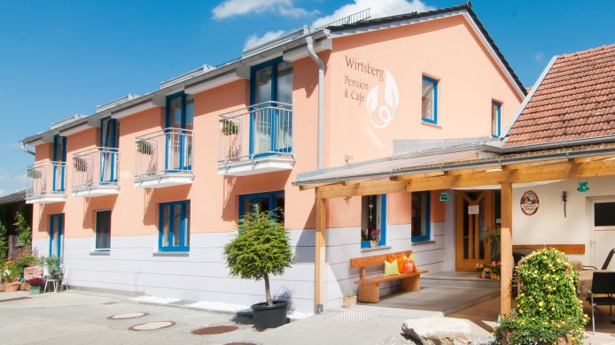 Exterior view Wirtsberg Pension