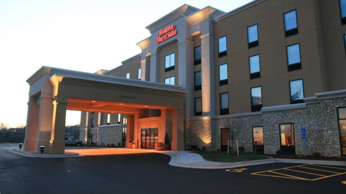Exterior view Hampton Inn - Suites St Louis-South I-55 MO