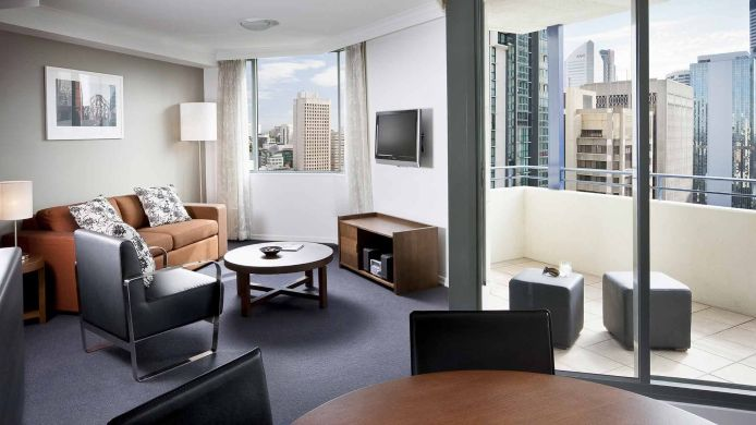 Room The Sebel Brisbane