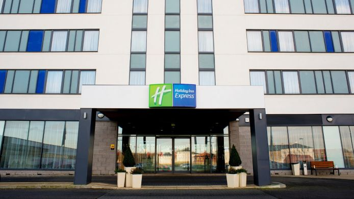 Exterior view Holiday Inn Express ROTHERHAM - NORTH