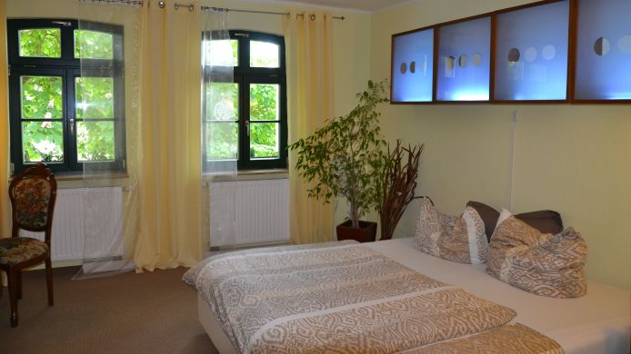 Double room (standard) Walther Pension