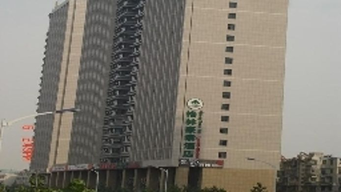 Picture Green Tree Inn Jinding Plaza Business