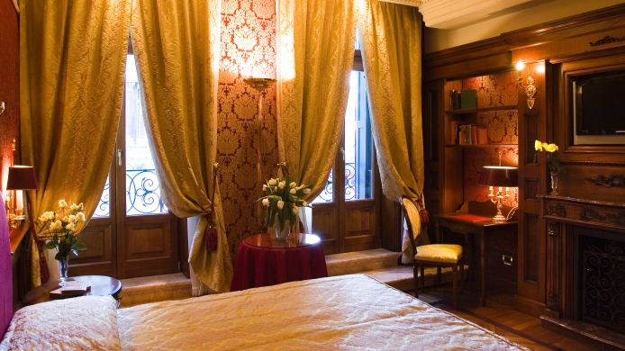 Double room (superior) Bellevue & Canaletto Suites