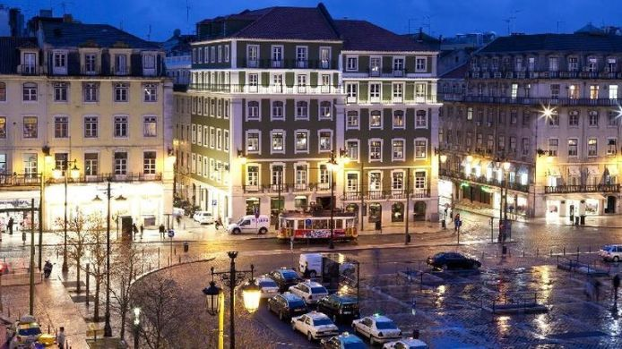 Buitenaanzicht The Beautique Hotels - Figueira