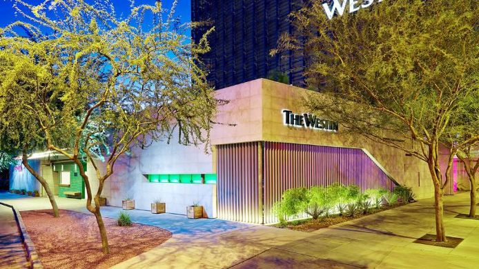 Exterior view The Westin Phoenix Downtown