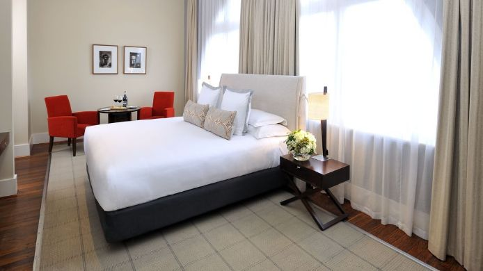 Room Hotel Lindrum Melbourne MGallery by Sofitel