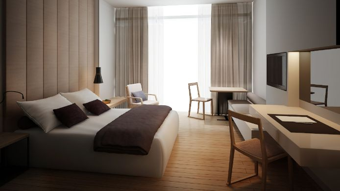 Double room (standard) Capri by Fraser Ho Chi Minh City