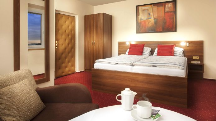 Double room (superior) Primus Pension