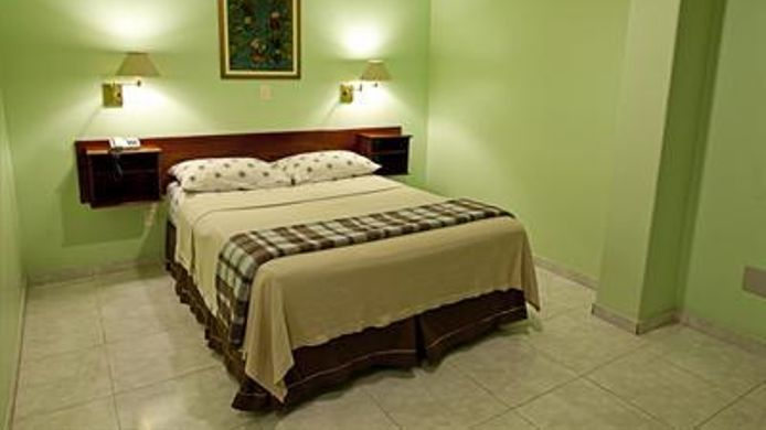 Double room (standard) Lider Hotel Manaus
