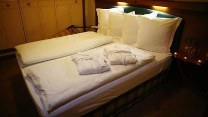 Double room (superior) Aparthotel Sport AnyosPark The Mountain & Wellness Resort
