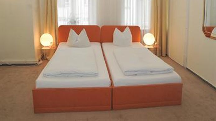 Double room (standard) Pension Brinn