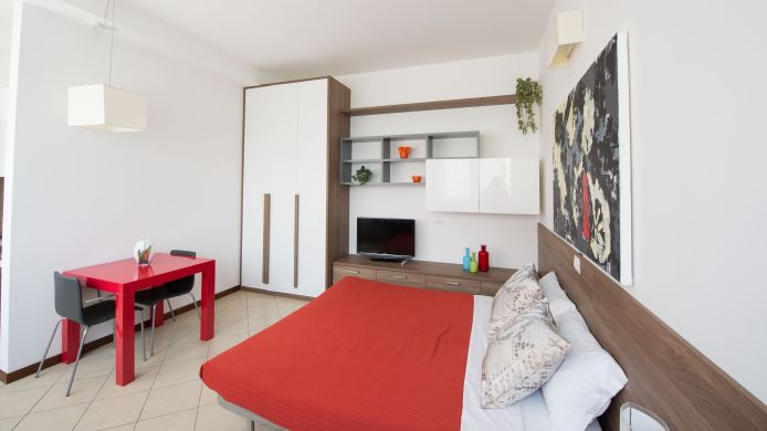 Double room (standard) Residenza Cenisio
