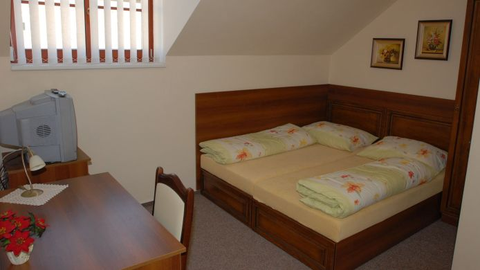 Double room (standard) Charlie Penzion