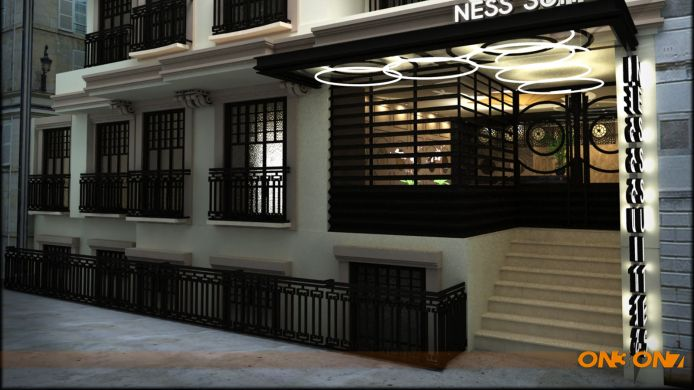 Exterior view Suite Ness Taksim Hotel
